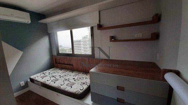 Apartamento com 2 dormitórios para alugar, 69 m² por R$ 2.500,00/mês - Gragoatá - Niterói/ - Foto 6