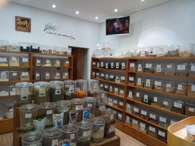 Loja produtos naturais
