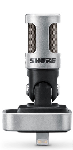 Microfone shure digital iOS MV88 - Foto 5