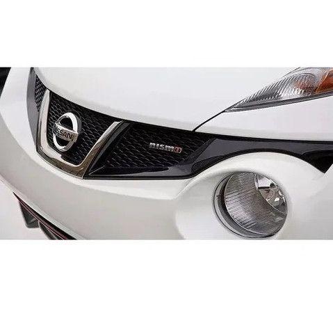 Emblema Metal Nissan Nismo Grade Acessório Sentra - Cromado ou Preto ou Preto - Foto 5