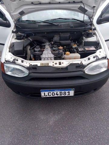 Vendo pálio carro de garagem com 40 kl rodados original - Foto 14