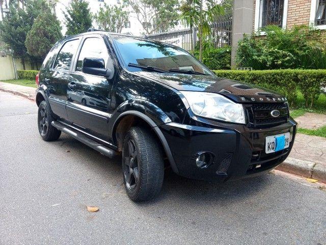 Ford * Ecosport XLT 2.0 4x2 * 2008 * Automática * I M P E C Á V E L ! ! ! - Foto 2