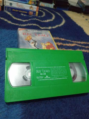 VHS Clássicos Disney - Foto 3
