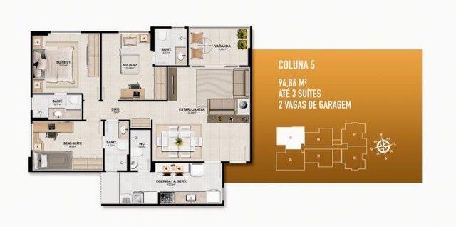 Apartamento à venda, TRIANON JARDINS no Jardim Europa Aracaju SE - Foto 20
