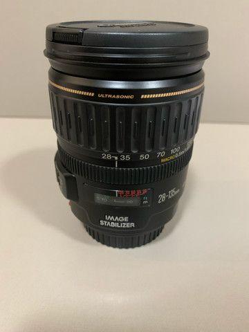 Lente Canon 28-135mm EF Is