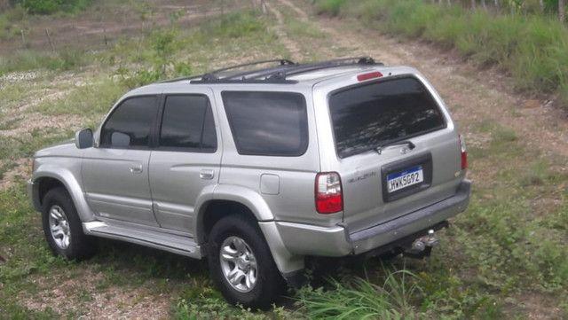 Hilux SW4 4X4 V6 3.4 Automática 2001 - Foto 6