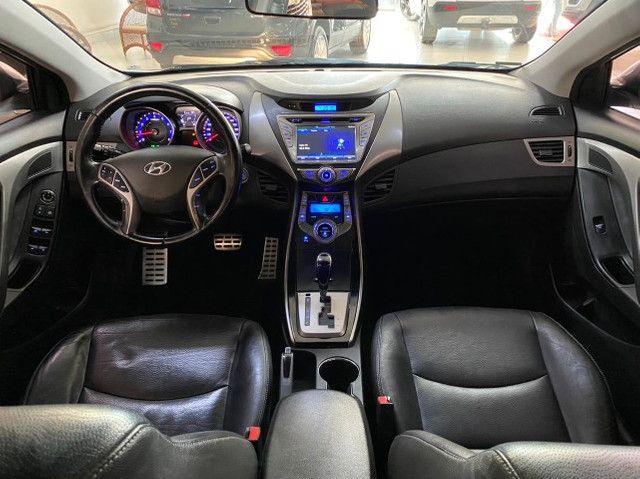 Hyundai Elantra 2.0! GLS! Top! Impecável! Até 100 % financiado - Foto 13