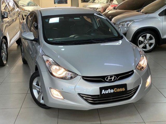 Hyundai Elantra 2.0! GLS! Top! Impecável! Até 100 % financiado