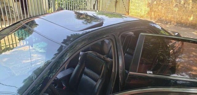 Honda Accord V6 vtec completo teto couro. Nave. Pego menor valor  - Foto 18