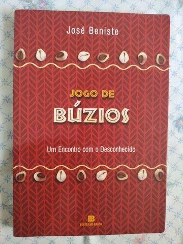 Jogo de Búzios - José Beniste
