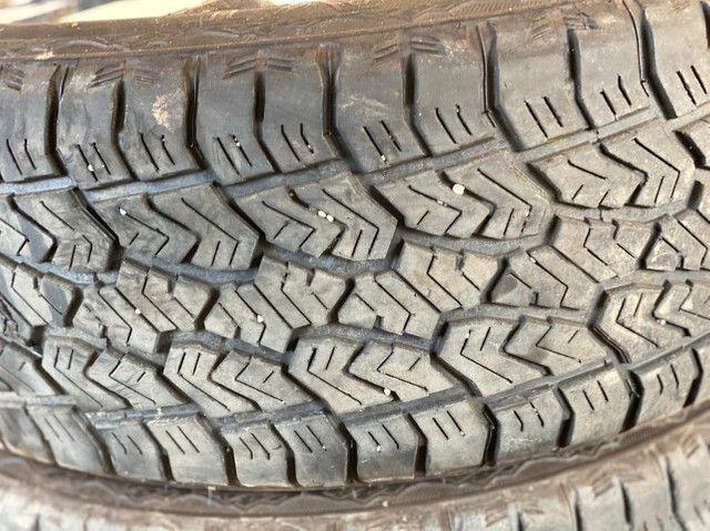 Rodas aro 20 com pneus - Foto 5
