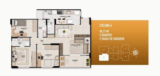 Apartamento à venda, TRIANON JARDINS no Jardim Europa Aracaju SE - Foto 18