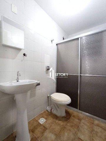 Apartamento com 3 quartos para alugar, 76 m² por R$ 950/mês - Cascatinha - Juiz de Fora/MG - Foto 14
