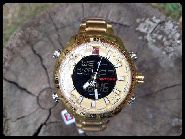 Relógios Originais Naviforce - Foto 6