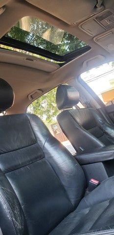 Honda Accord V6 vtec completo teto couro. Nave. Pego menor valor  - Foto 12