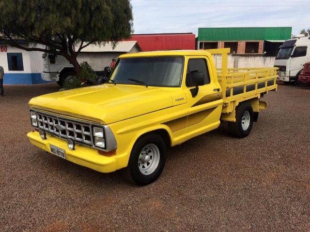 FORD F1000 1989 TOP