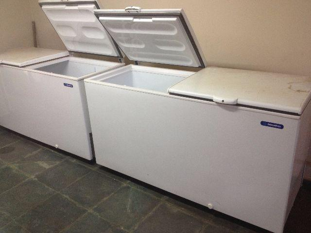 Freezer Metalfrio 550 litros