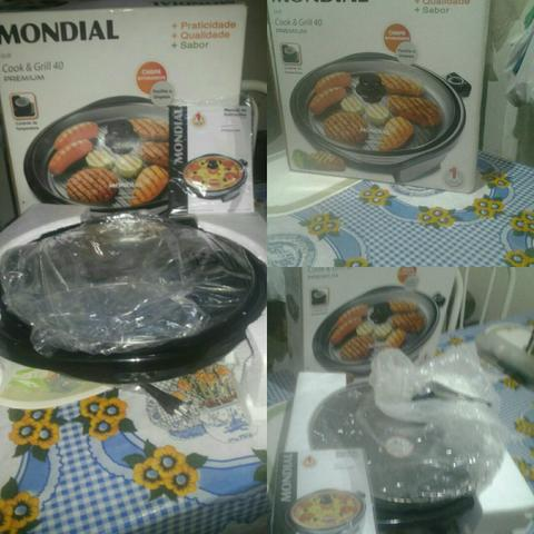 Grill Mondial Cook & Grill 40 Premium G-03