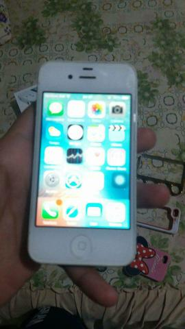 Vendo iphone 4s branco