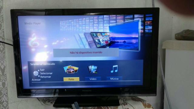 Vendo tv 32 panasonic. valor: 500,00 reais