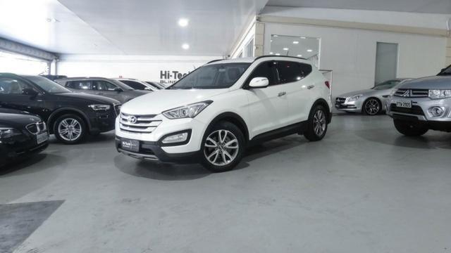 Hyundai Santa Fe Blindado Nível 3 A 2014