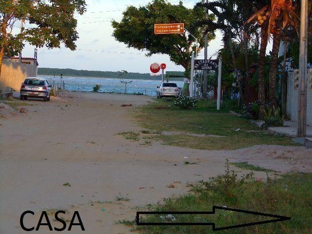 Linda Casa de Frente a Praia Nova Viçosa Bahia-150 mil-Leia Anúncio por gentileza - Foto 5