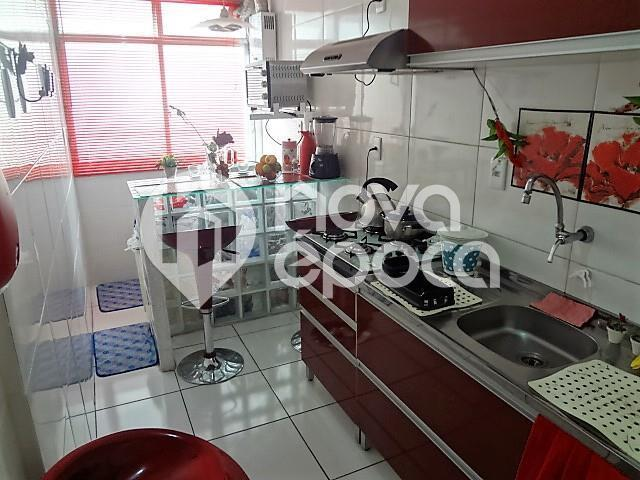 Apartamento à venda com 1 dormitórios em Méier, Rio de janeiro cod:ME1AP15369 - Foto 12