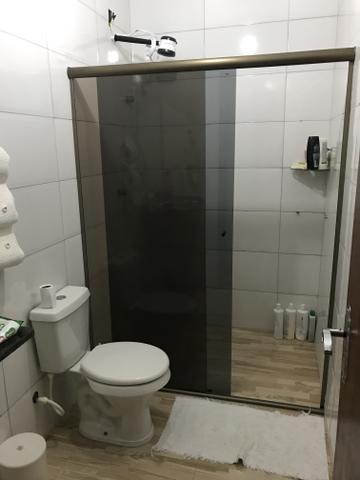 Oportunidade: Casa de 3 qts, suíte, laje em Condomínio fechado toda novinha - Foto 10