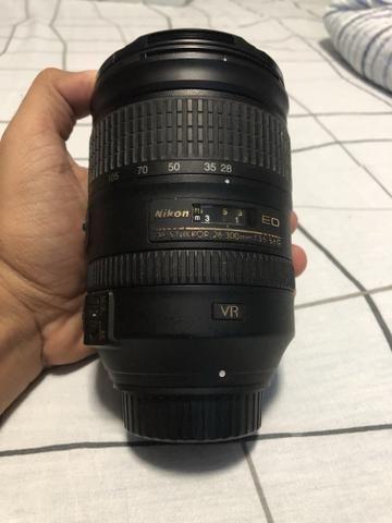 Lemte Nikon Nikkor Af-S 3.5-5.6G 28-300mm