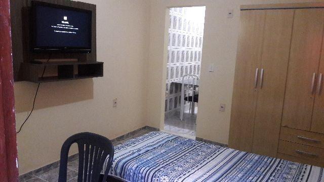 Kit net mobiliada em Ponta Negra