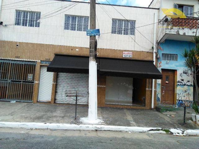 Salão para alugar por R$ 1.400/mês - Vila Dalila - São Paulo/SP