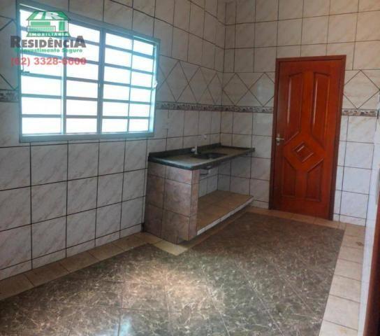 Chácara com 2 dormitórios para alugar, 4000 m² por R$ 2.500/mês - Chácaras Americanas - An - Foto 9