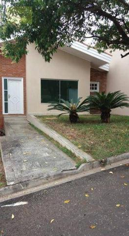Casa residencial à venda, Condomínio Village Vert, Sorocaba.