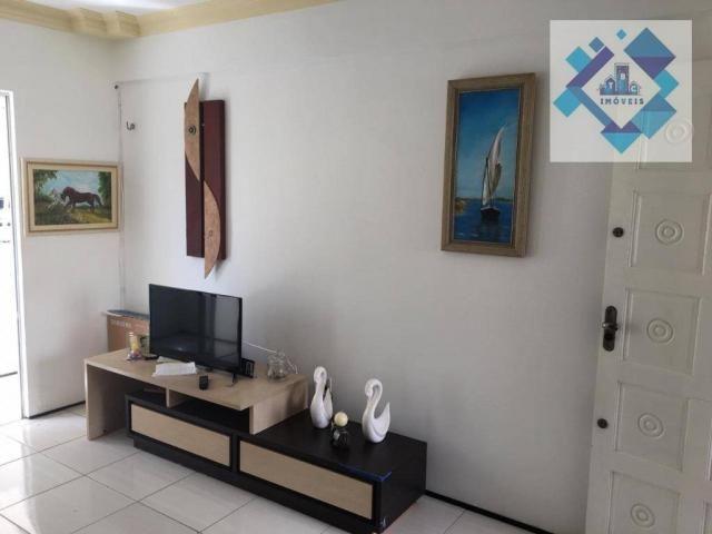 Apartamento com 3 dormitórios à venda, 62 m² por R$ 240.000 - Montese - Fortaleza/CE - Foto 14