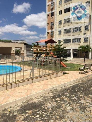 Apartamento com 3 dormitórios à venda, 62 m² por R$ 240.000 - Montese - Fortaleza/CE - Foto 10