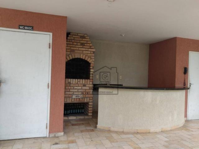 Apartamento com 3 dormitórios à venda, 72 m² por R$ 180.000 - Nova Parnamirim - Parnamirim - Foto 10
