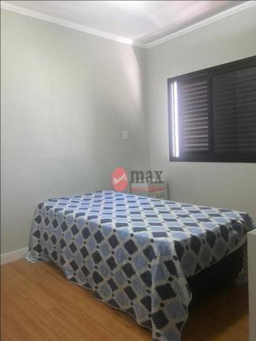 Apartamento com 3 dormitórios à venda, 100 m² por R$ 450.000 - Centro - Suzano/SP - Foto 20