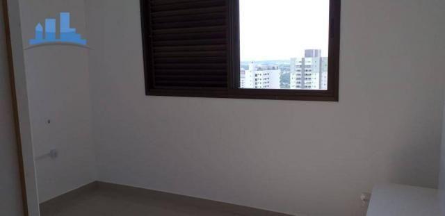 Apto andar super alto e sol da manhã, Goiabeiras Tower, Cuiabá - Foto 15