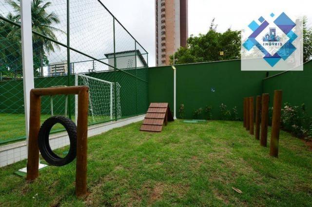 Apartamento alto padrão, 226m² com 4 suítes no Bairro do Meireles. - Foto 18