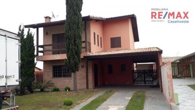 Casa residencial para locação, Haras Mjm, Vargem Grande Paulista.