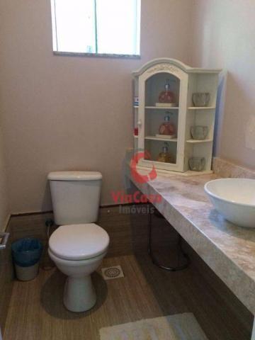Duplex de 5 quartos, Mirante da Lagoa, Macaé - Foto 7