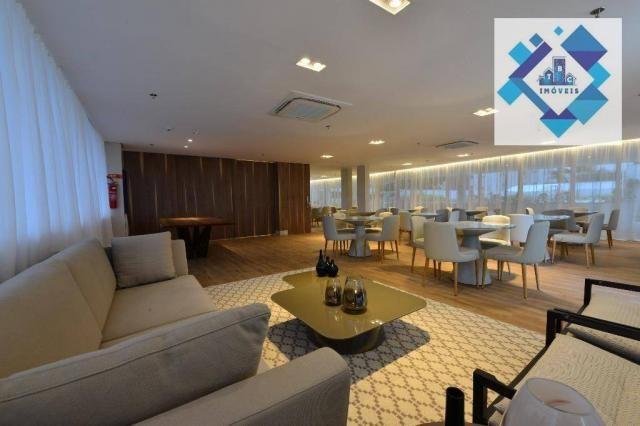 Apartamento alto padrão, 226m² com 4 suítes no Bairro do Meireles. - Foto 7