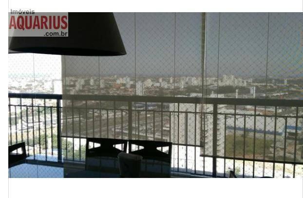 Apartamento Cobertura Jardim Aquarius Edificio Premiere 216m²