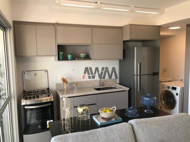 Apartamento com 2 dormitórios à venda, 66 m² por R$ 306.000 - Setor Coimbra - Goiânia/GO - Foto 2