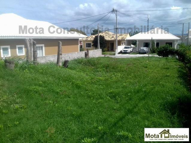 Mota Imóveis Tem Ótimo Terreno 390m² RGI Condomínio Alto Padrão na Pontinha - TE-115