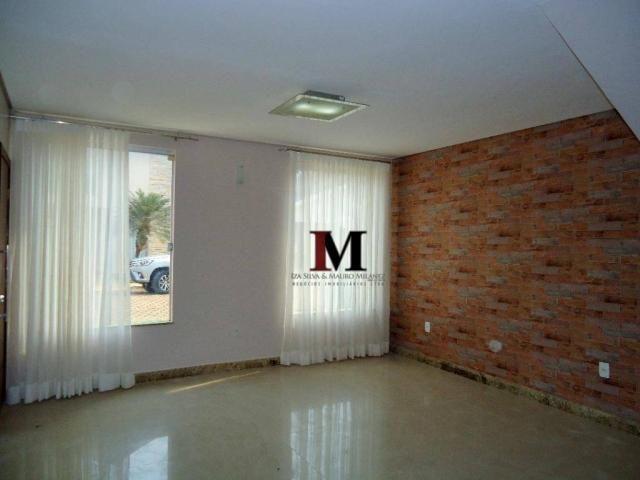 Alugamos e vendemos lindo sobrado em condominio fechadocom espaço gourmet e piscina priva - Foto 8