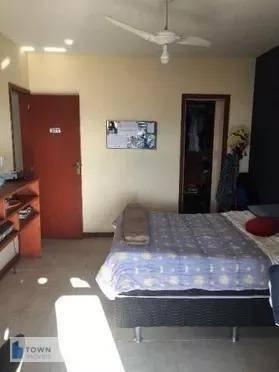 Casa com 3 dormitórios à venda, 389 m² por R$ 980.000 - Largo da Batalha - Niterói/RJ acei - Foto 5