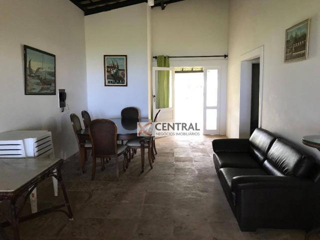 Casa residencial para locação, Jauá, Camaçari - CA0180. - Foto 11