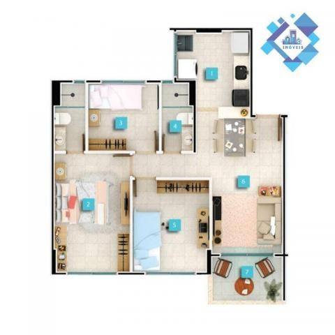 Apartamento  58 m² no Passaré. - Foto 13