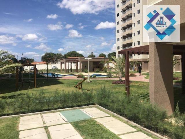Apartamentos com 56,14 m² - Maraponga. - Foto 11